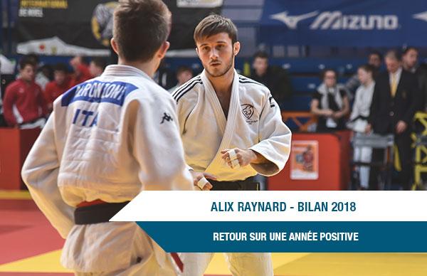Alix Raynard, Bilan 2018